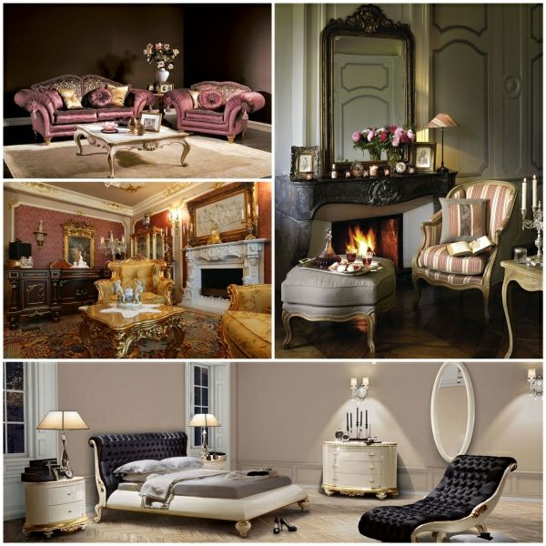barock möbel einrichtungsideen barock stil barokmöbel barock - barock mobel modern ideen