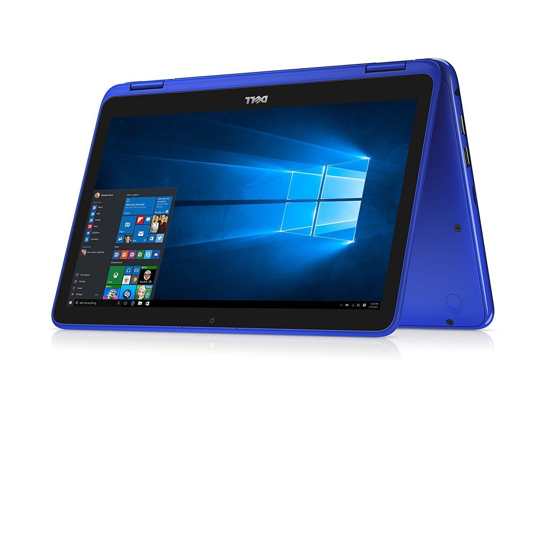 Amazon Com Dell I3168 0027red 11 6 2 En 1 Portatil Hd