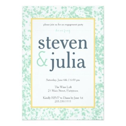 Happy Couple Engagement Party Couples Shower Card - rehearsal dinner