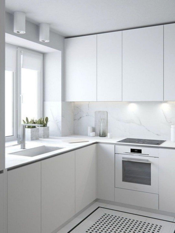 20+ Incredible Minimalist Kitchen Design For Small Home ...