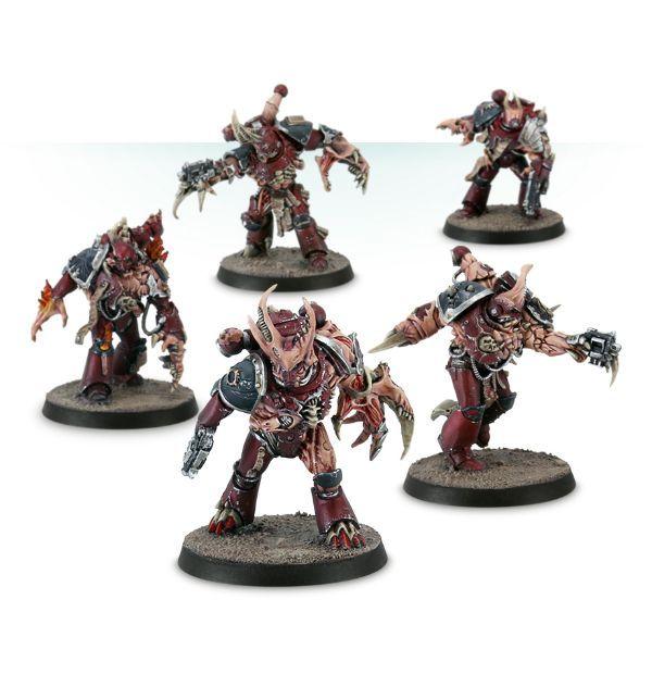 Caos Terminator Lord//Sorcerer-cabeza D-bits