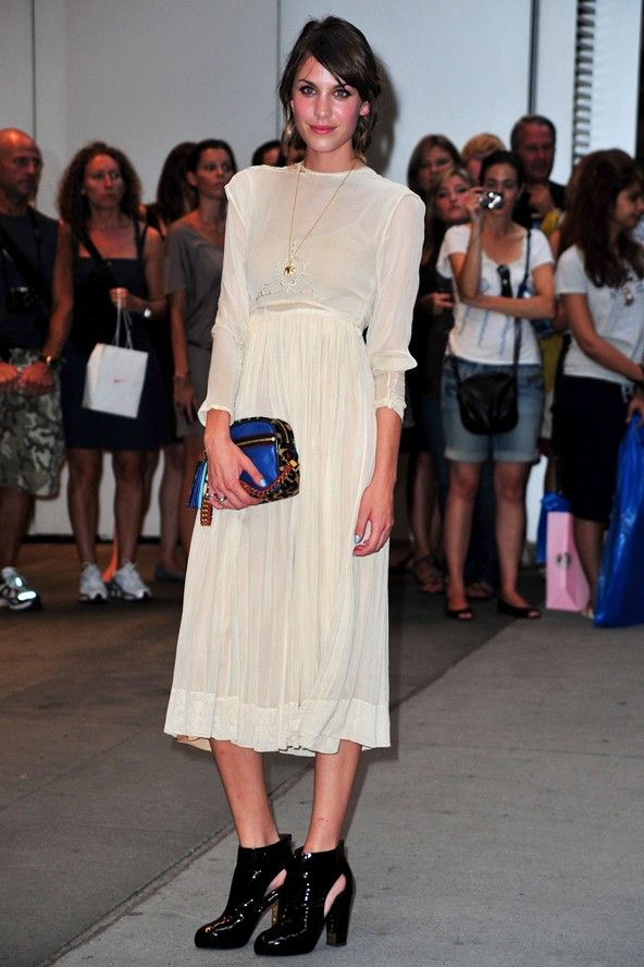 Image result for alexa chung dress