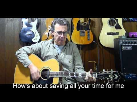 Hey Good Looking With Lyrics Chords Acoustic Cover To Play Along Old Country Song Cover Youtube Lyrics And Chords Old Country Songs Guitar Tutorial