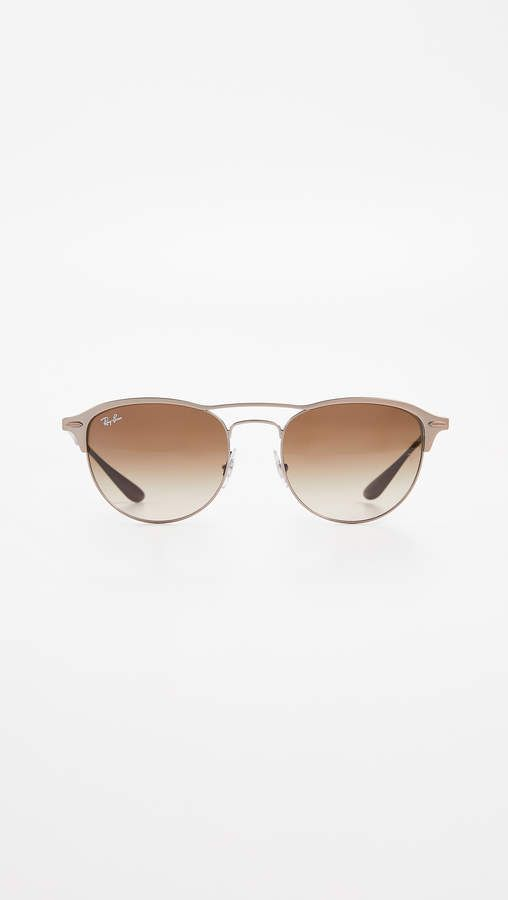 Ray-Ban Round Aviator Sunglasses   Baubles   Shoes   Accessories in 2018    Pinterest   Sunglasses, Ray bans and Round ray bans b4e5adca82b2
