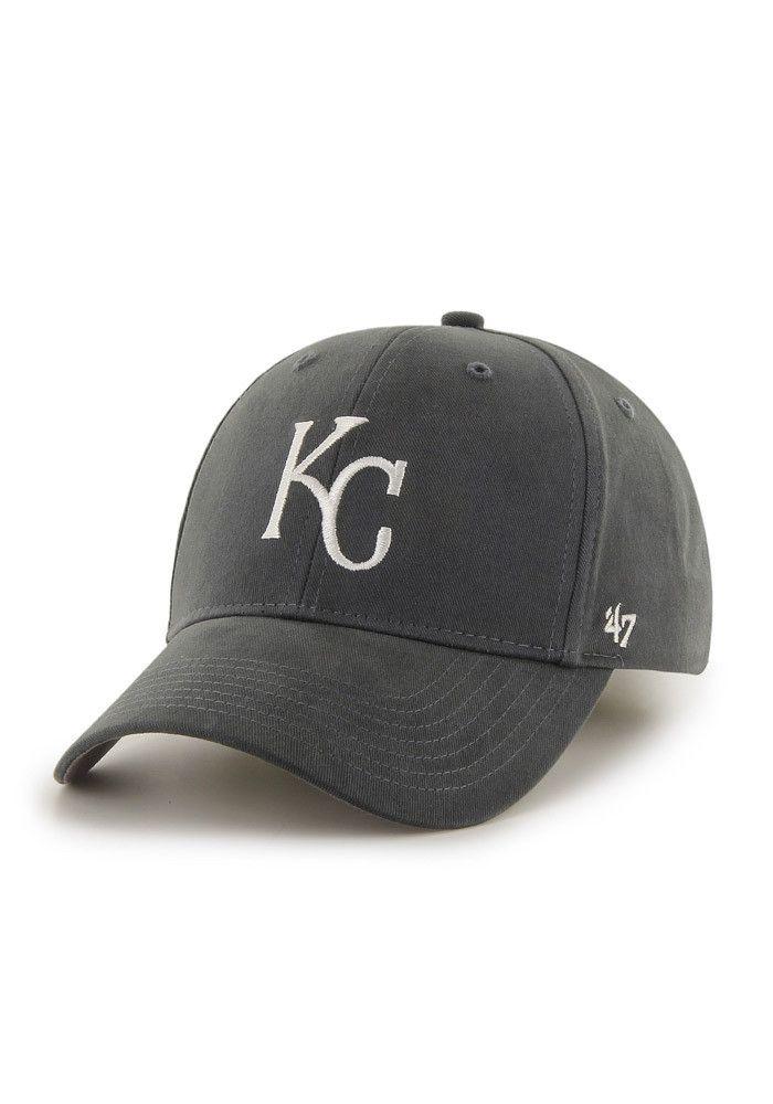Kansas City Royals 47 Brand Adjustable Toddler Basic MVP Hat