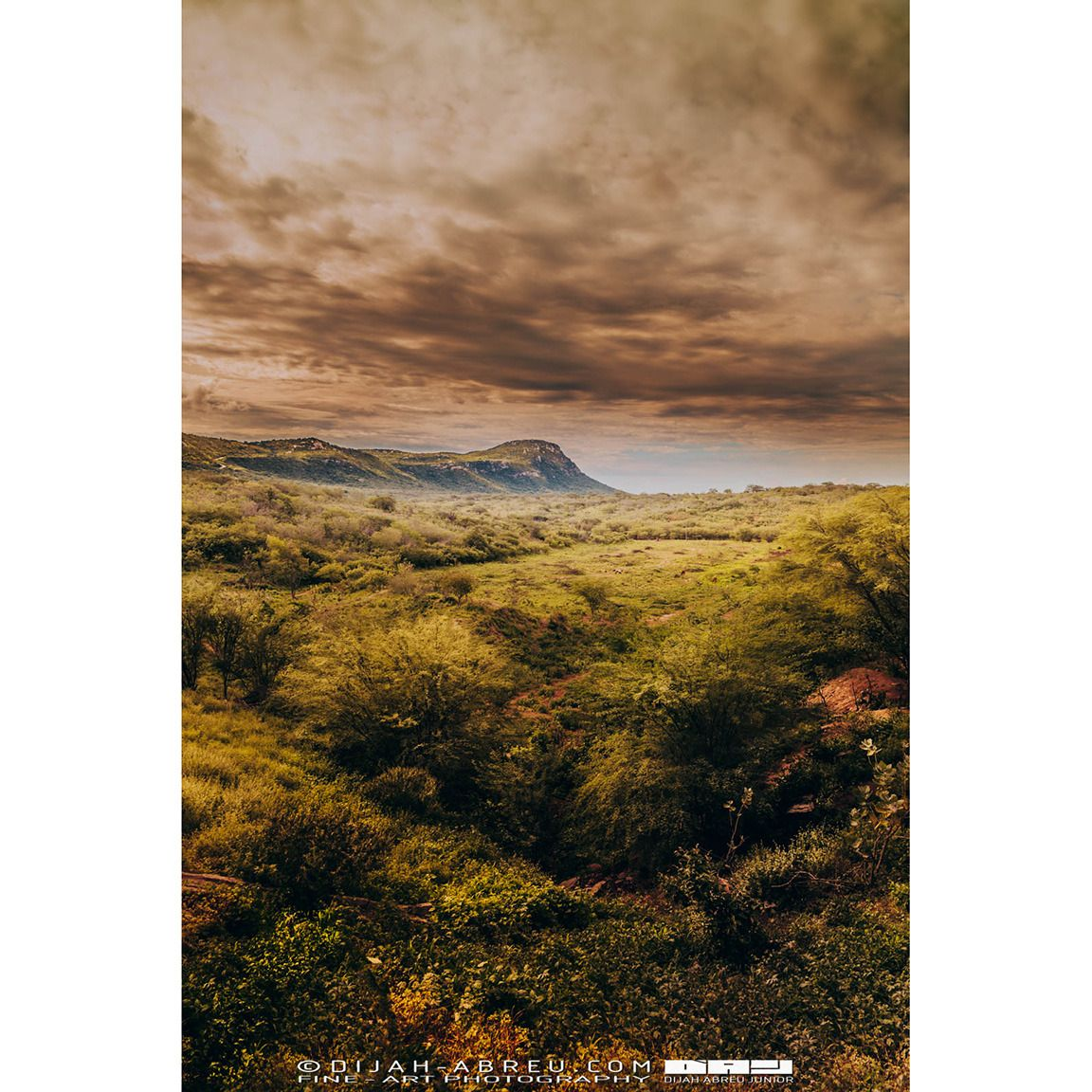 Hills near a small city called Sitio Novo, Located at the countryside of Rio…