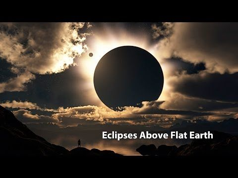 Solar Eclipse Hoax Exposing The Global Lies From God S Enclosed