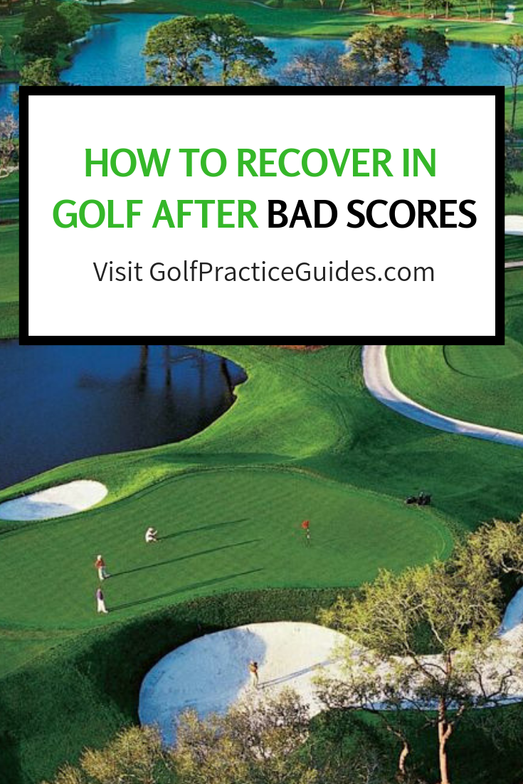 12 Ways to Bounce Back from a Bad Hole in Golf (With
