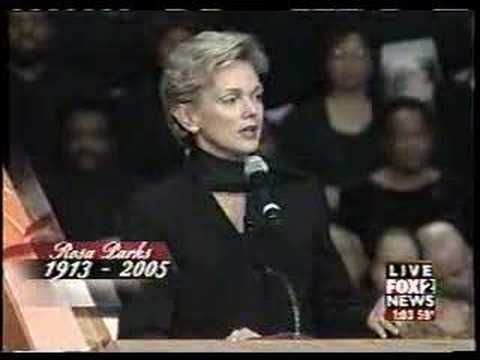This week's 'Famous Speech  Friday' features Jennifer Granholm's tribute to Rosa Parks at a memorial service for the civil rights pioneer in 2005. Click through to find out tips you can incorporate in your own speaking, based on this famous speech. #famousspeeches This week's 'Famous Speech  Friday' features Jennifer Granholm's tribute to Rosa Parks at a memorial service for the civil rights pioneer in 2005. Click through to find out tips you can incorporate in your own speaking, based on this f #famousspeeches