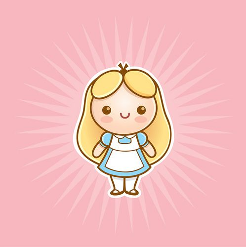 Alice Idee Per Il Fai Da Te Personajes Disney Kawaii Disney Y