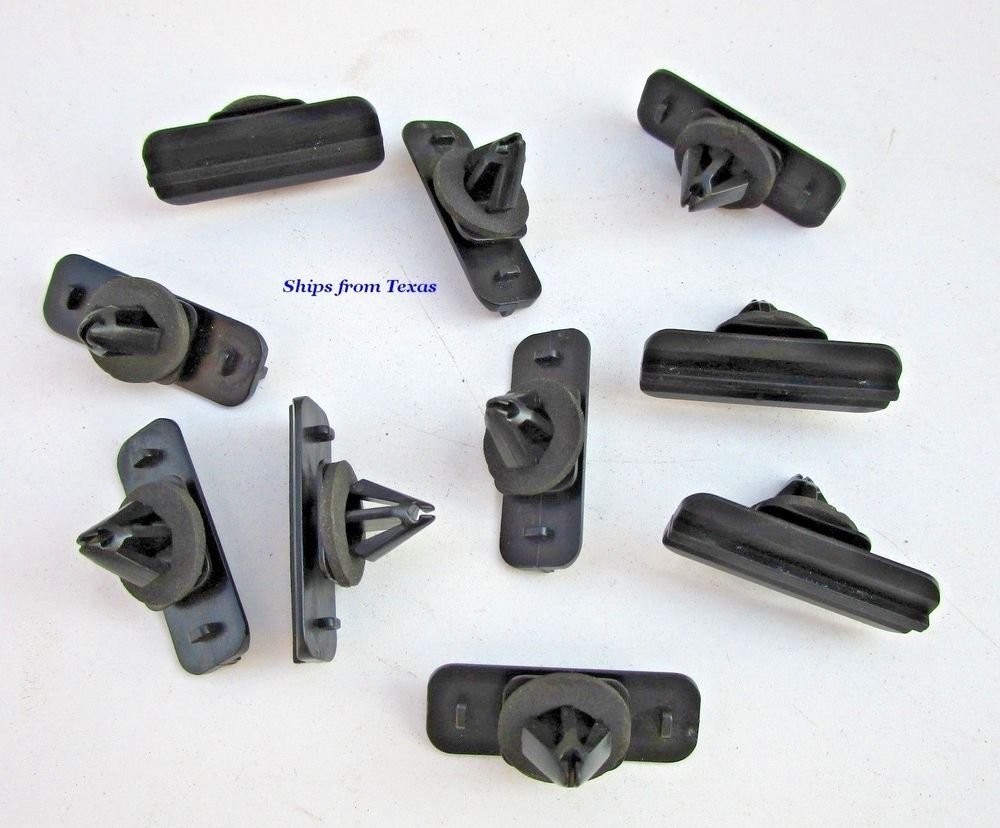 Jeep Commander Fender Flare Moulding Retainers Clips Fasteners Txdashcovers Fender Flares Jeep Commander Fender