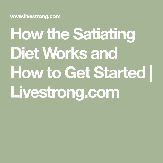 Why the Satiating Diet May Be Keto's Healthier Cousin ...