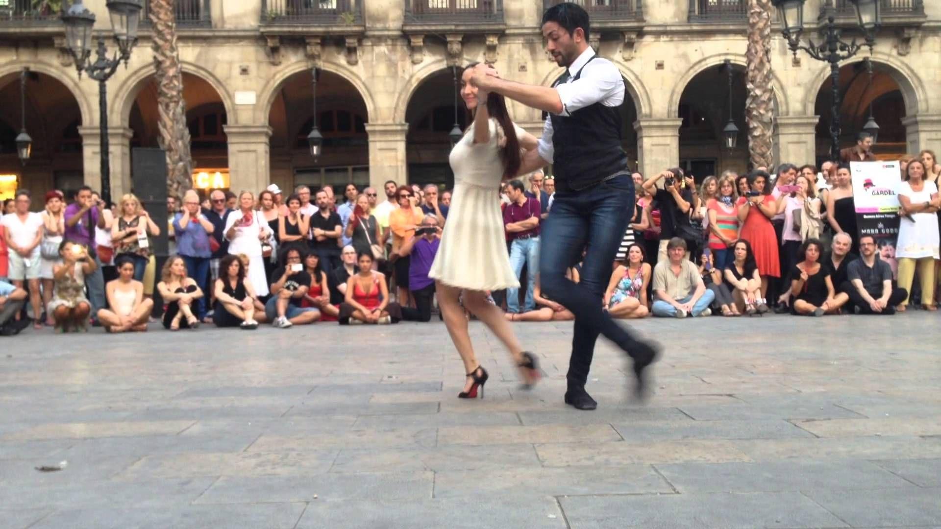 Tango Barcelona Mora Godoy and Marcos Ayala (II) - YouTube | Dancing ...