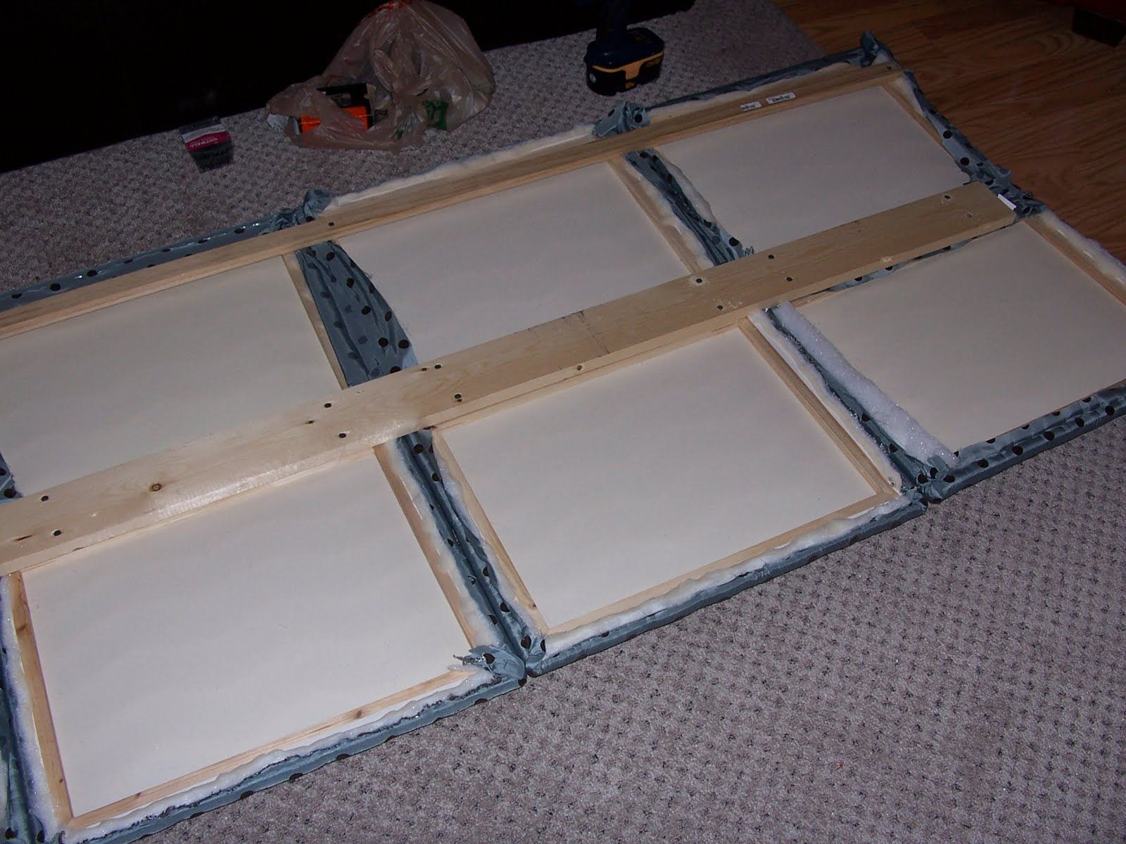 Diy Headboards For King Size Beds Personality Is