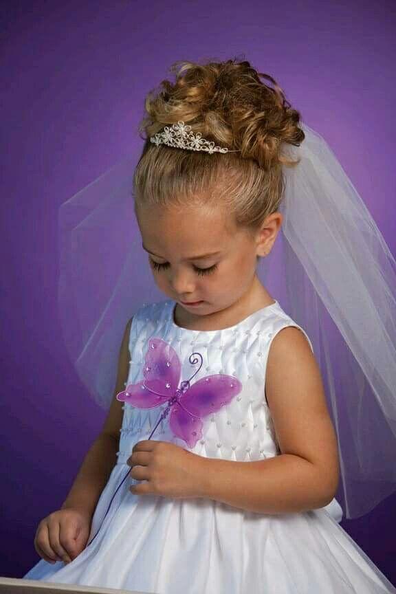 Pin de Connie Torres en Peinados infantiles | Pinterest | Coronas ...