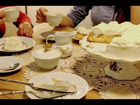 Torta sa jabukama po receptu tetke Smilje - YouTube