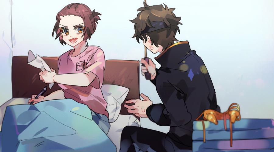 なまえ on Twitter in 2020 Anime cupples, Anime love