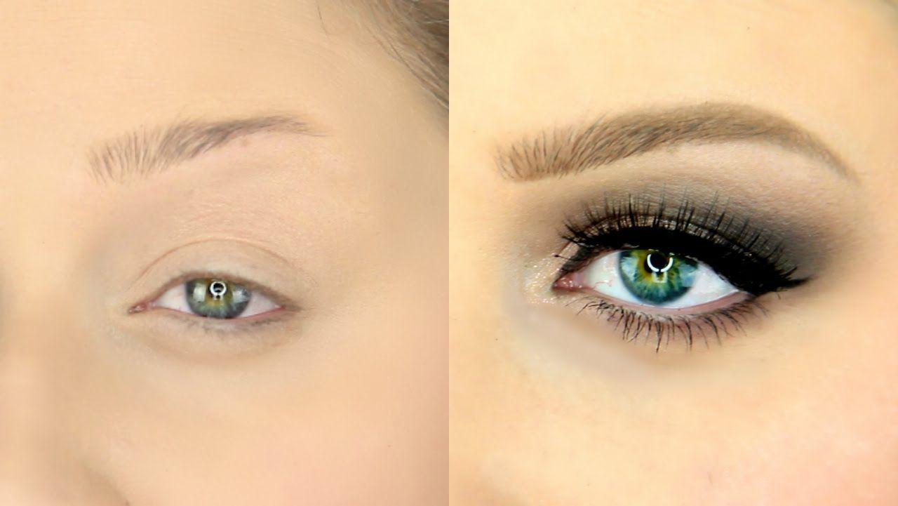 Easy Eyebrow Tutorial For Beginners Eyebrow Tutorial Easy