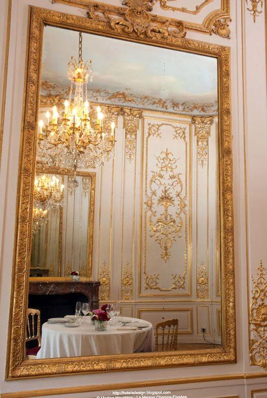 La Maison Champs Elysees, Martin Margiela designed hotel, Paris