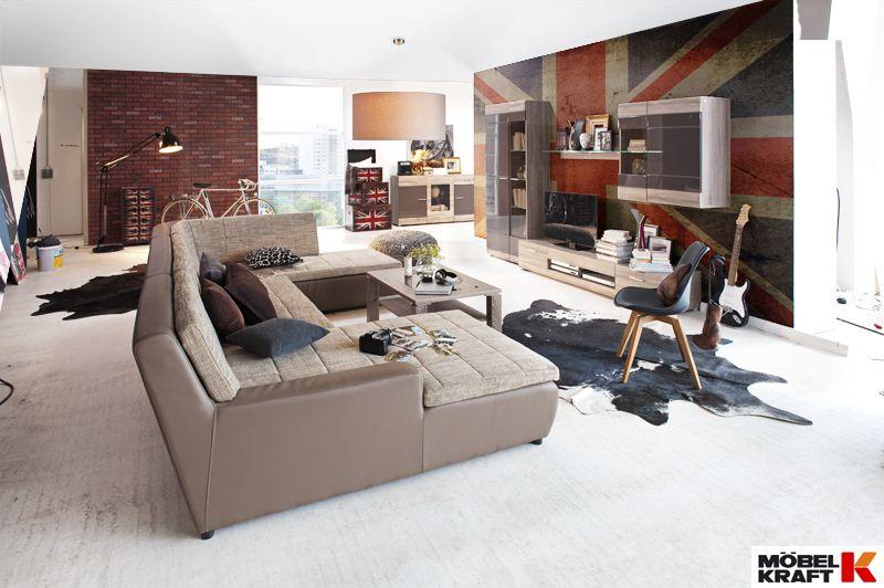 Wohnzimmer Junges Wohnen Entdeckt Bei Mobel Kraft Zuhause