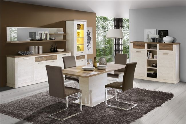 Sala de jantar Verona - Conforama Casa Pinterest