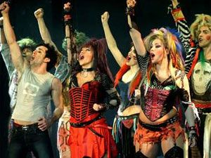 Musical We Will Rock You   When in London it's the one to