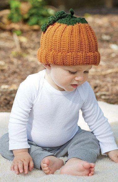 034d833c1 Mud Pie Pumpkin Hat (Baby) | Boys Fashion | Baby hats, Pumpkin hat, Hats