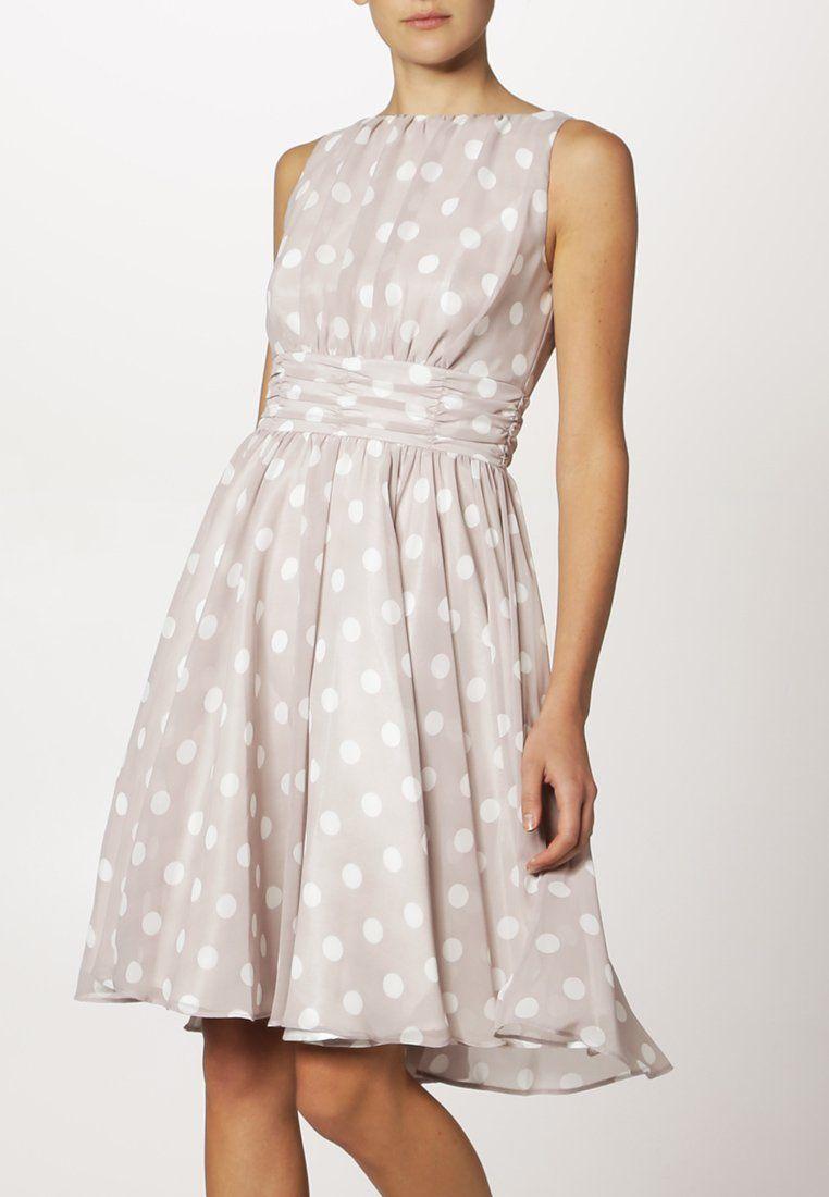 Kleid mit spitze zalando
