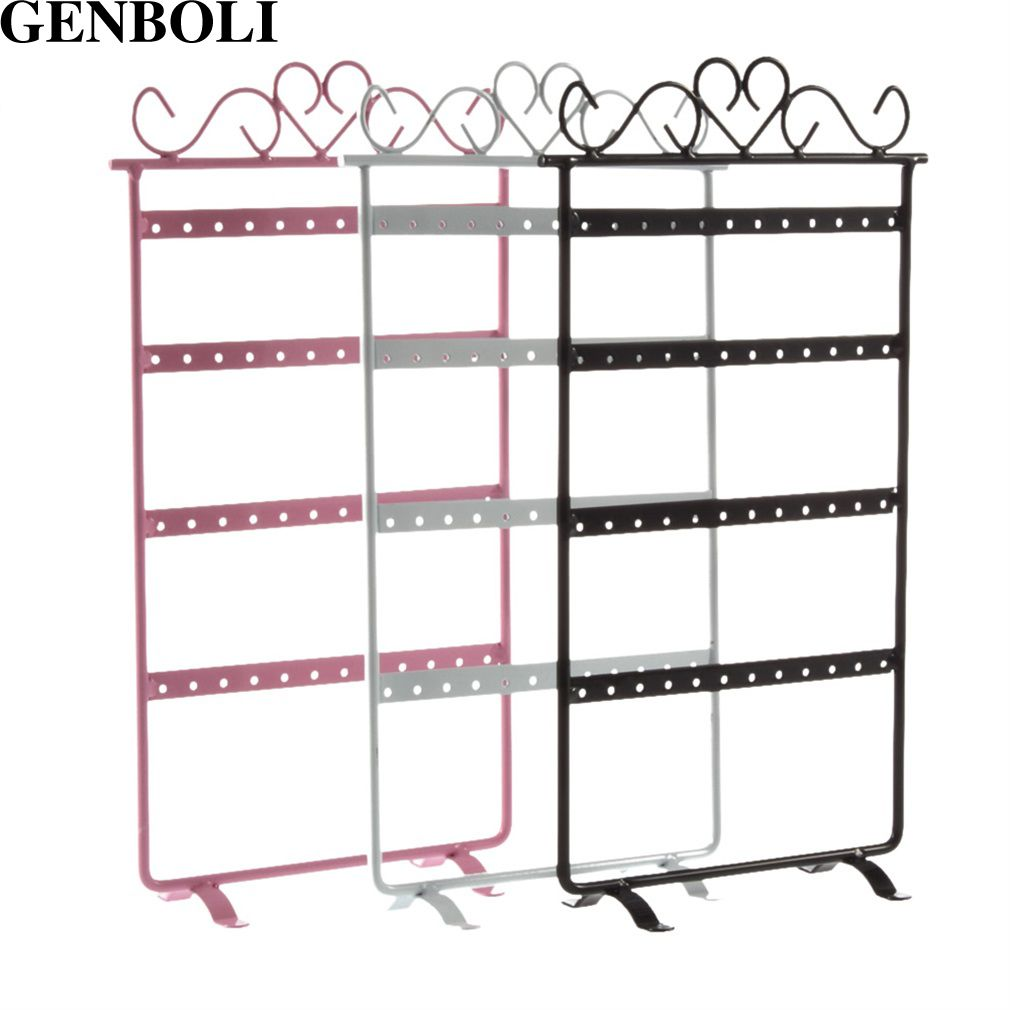 Cheap ear stud display Buy Quality metal jewelry organizer directly