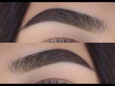 MY BROW ROUTINE | Krimd_