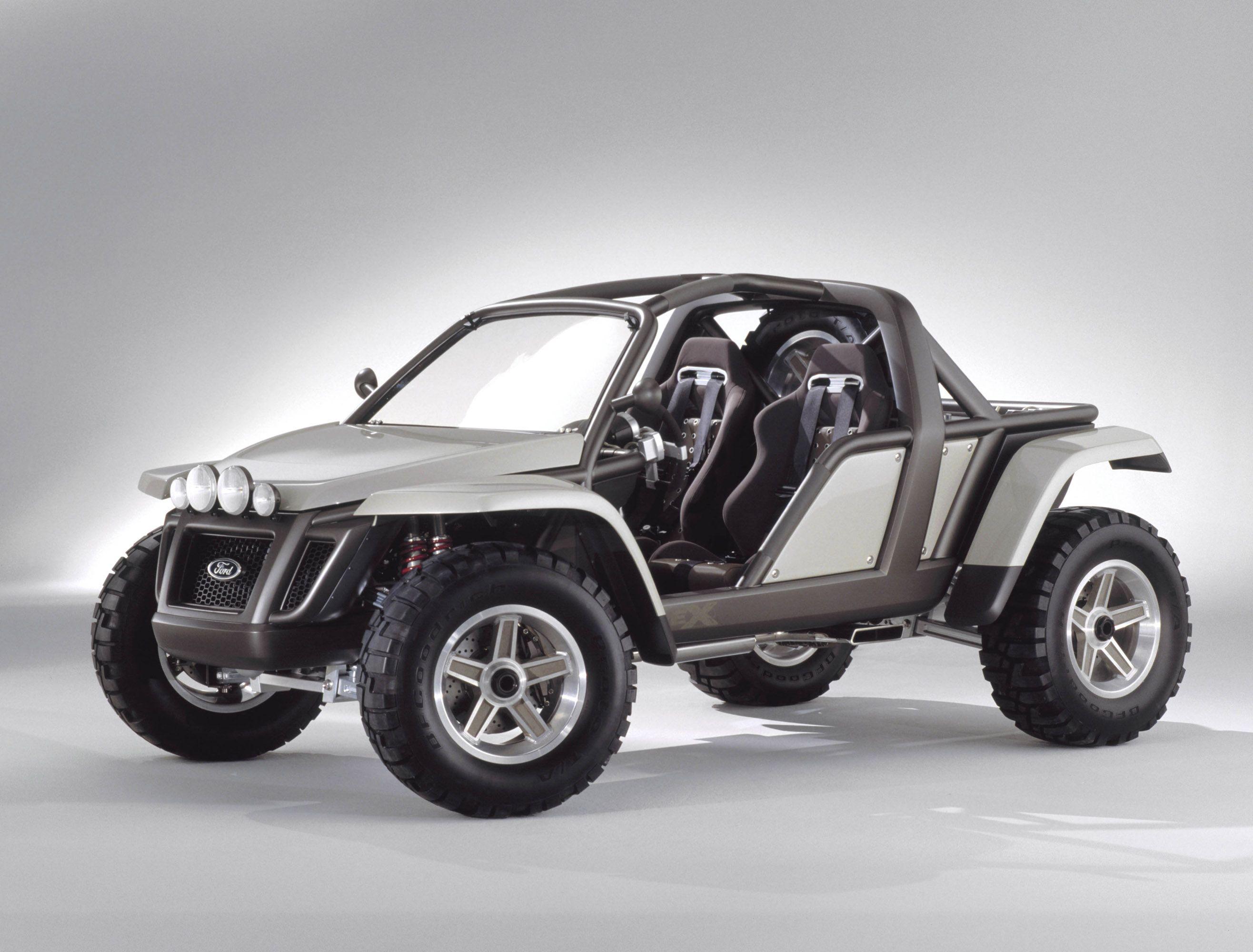 Ford Ex Concept Picture 1 Projetos De Carros Carros Jeep