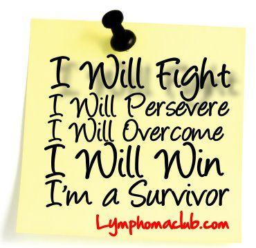 I Will Fighti Will Perseverei Will Overcomei Will Winim