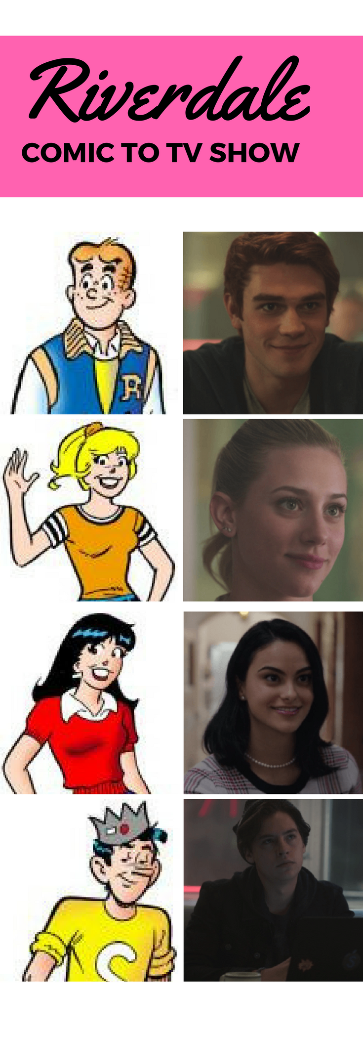 Riverdale Is Nothing Like Archie Comics And Its Okay -5991