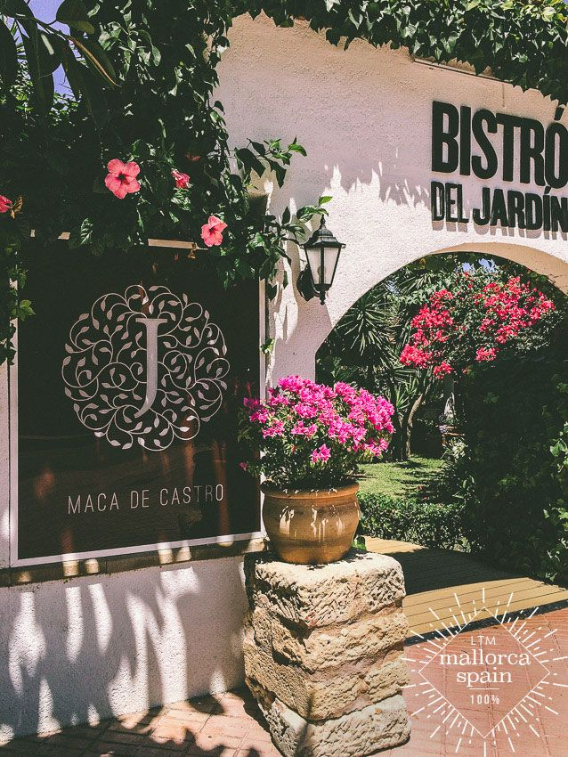 Where We Eat Bistró Del Jardín Alcúdia Majorca Wedding Deco Mallorca