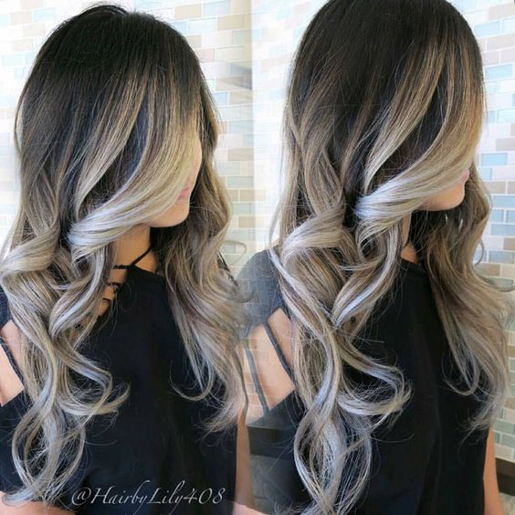 Hairstyles New Blonde Hair Color Trends Winter 2017 Colors Look