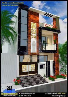 Gokul Dham 25 X50 1250 Square Feet 111 48 Square Meter