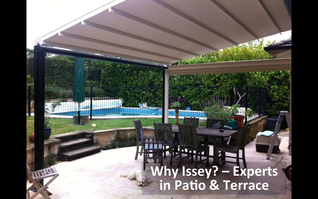 Modern Retractable Blinds And Awnings All Year Round Use