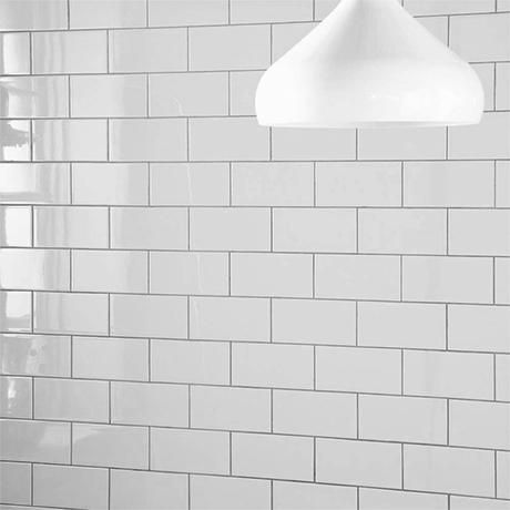 White Metro Flat Tiles Buy Metro Flat Gloss White Tiles Victorian Plumbing Wall Tiles White Wall Tiles Kitchen Wall Tiles