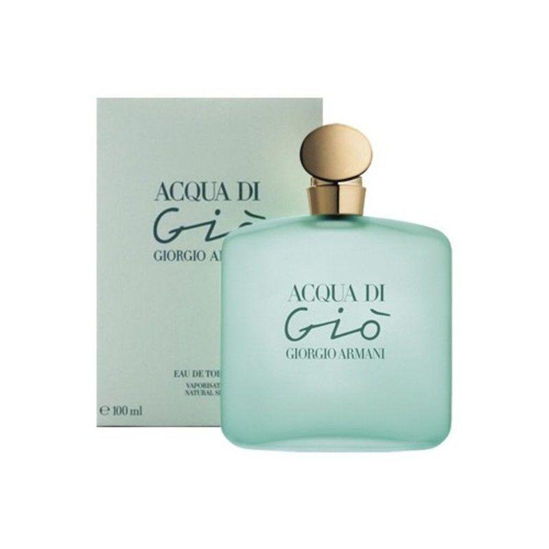 0f6ca28e0bb39 Perfumes Acqua Di Gio 100ml feminino Giorgio Armani na Perfumes Importados  Gi  Gi. É