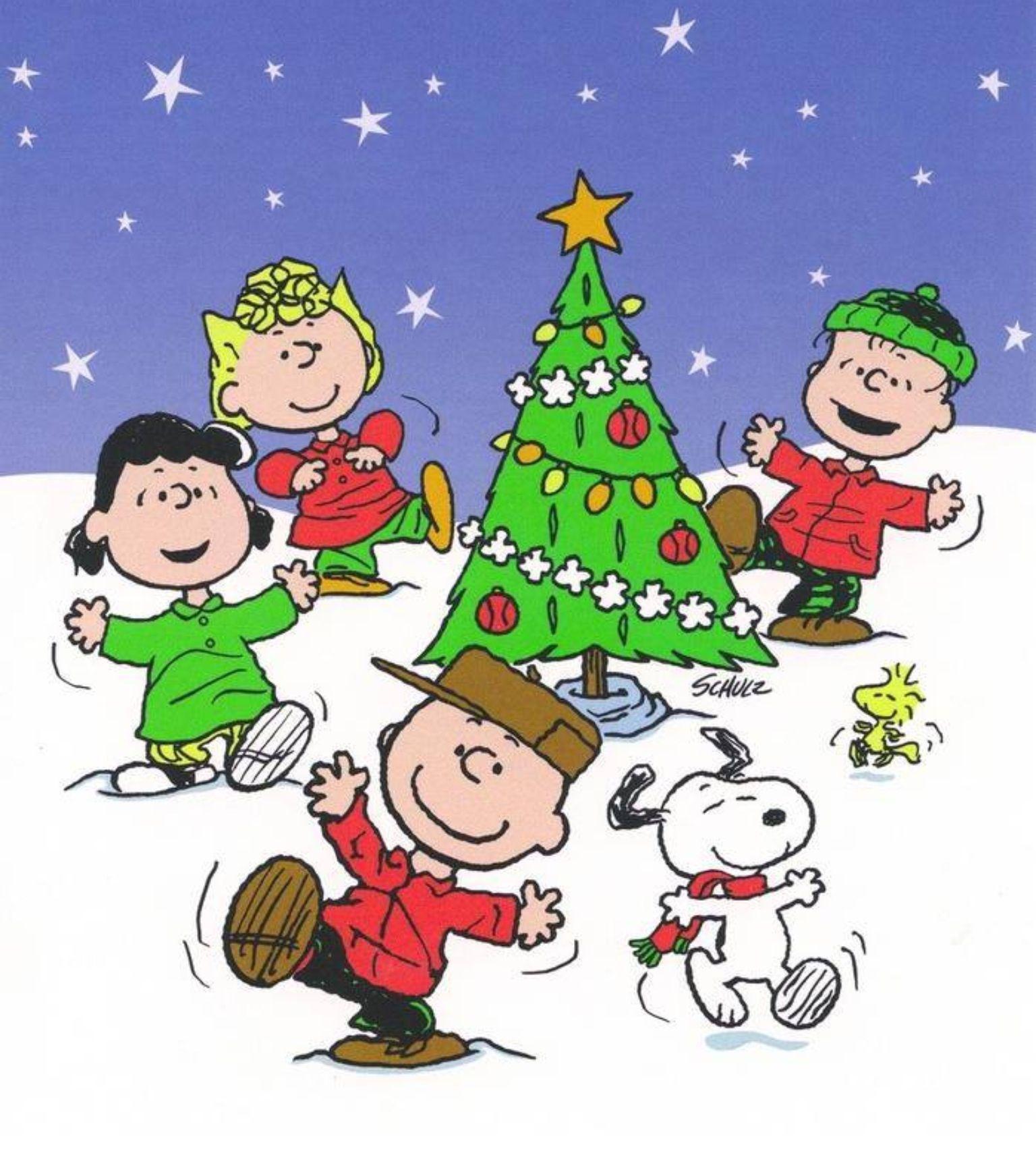 the peanuts christmas - Peanuts Christmas Dance
