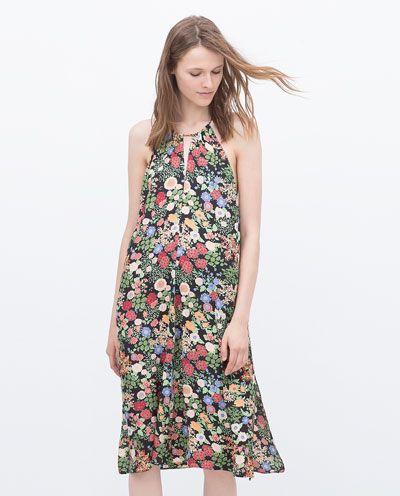 a53d6d4d70f PRINTED DRESS | summer fashion - picasso & matisse | Pinterest ...