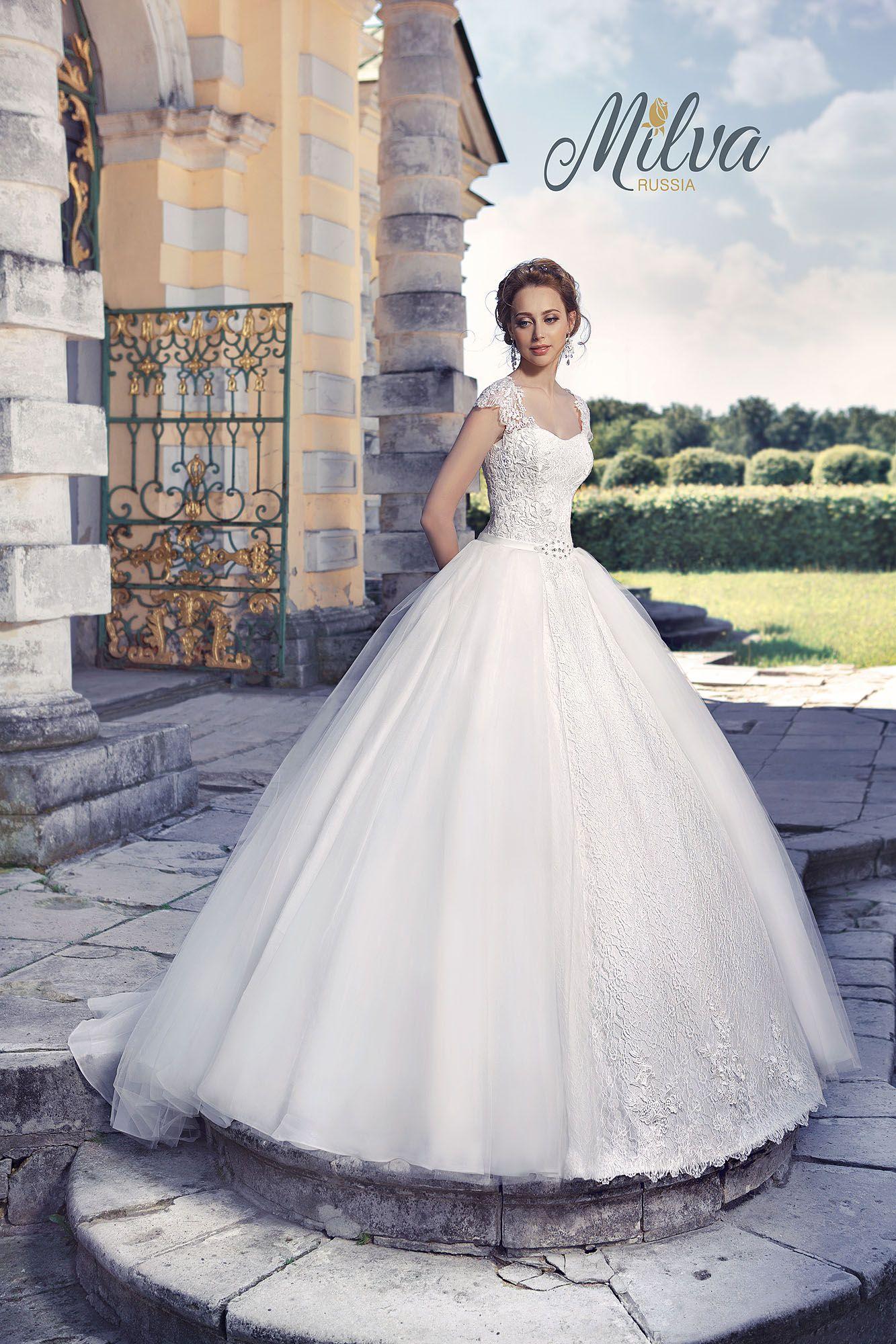 Versalles Milva Wedding Dresses Jardín De Las Hadas