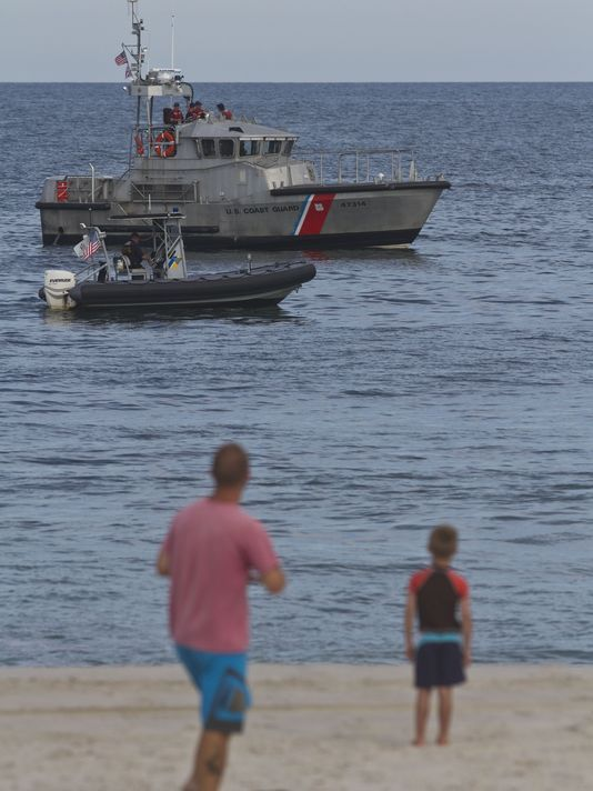 Saved by the Jacket (NY): The three boaters were all wearing life jackets and no injuries were reported.