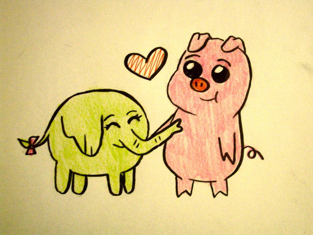 Adventure Time Tree Trunks And Pig By Yakunae On