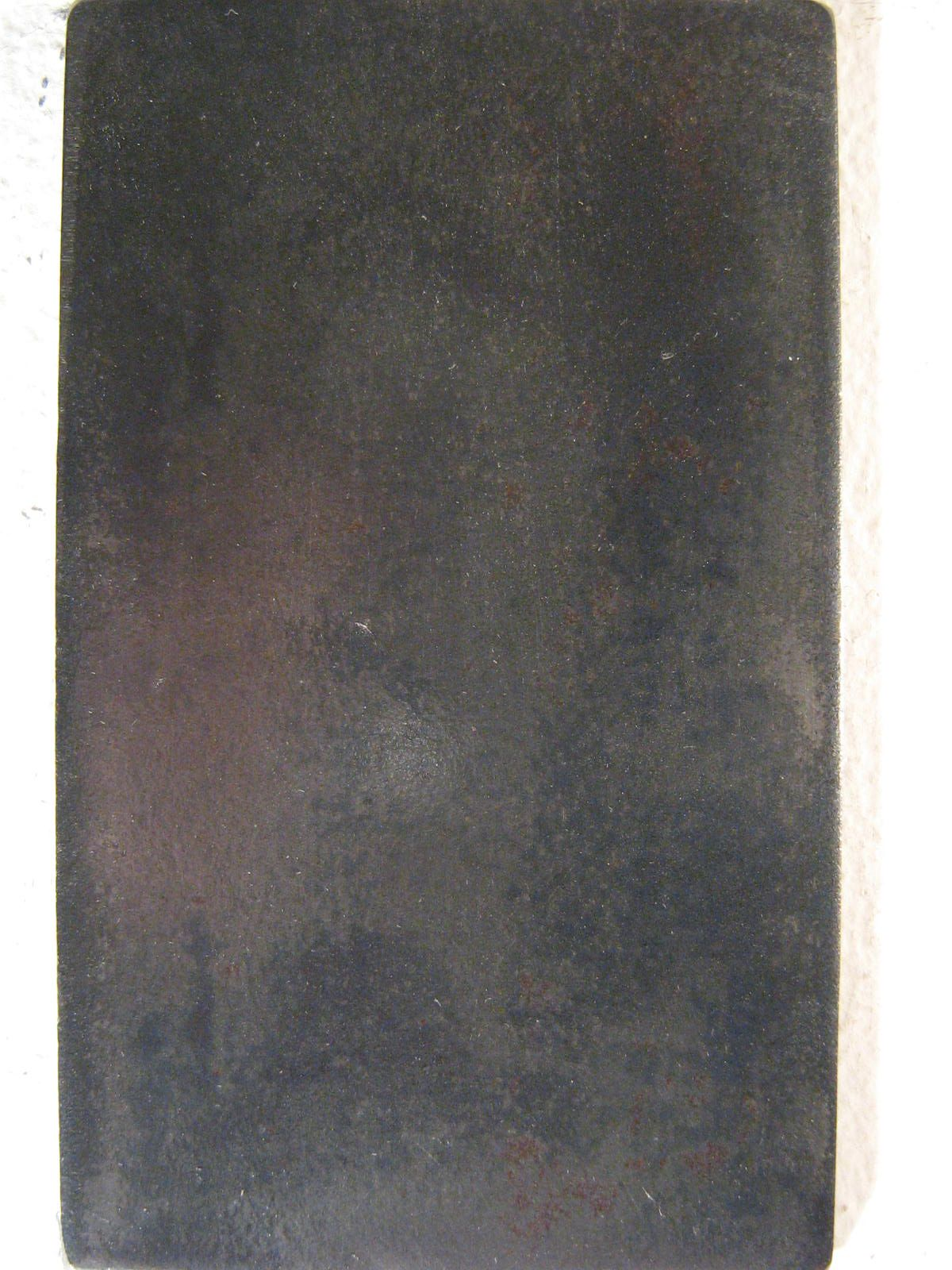 Blackened Steel Hot Rolled Blackened Steel Metal Wall