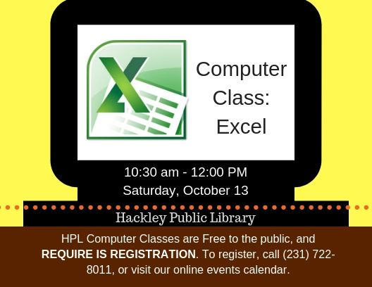 Learn the ins-and-outs of Excel, including the basics of using a