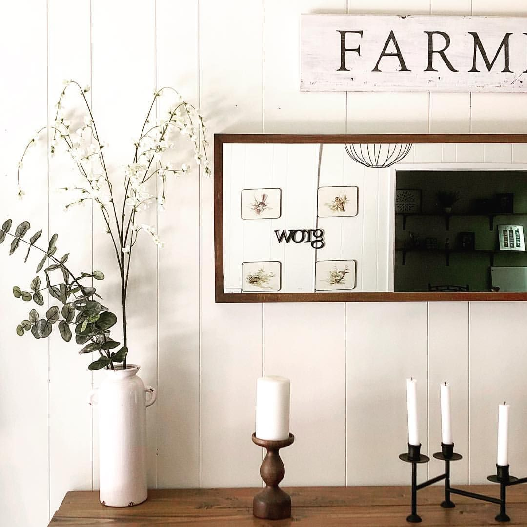 Farmhouse Decor From The Country Heart Farmhouse Decor Home Decor