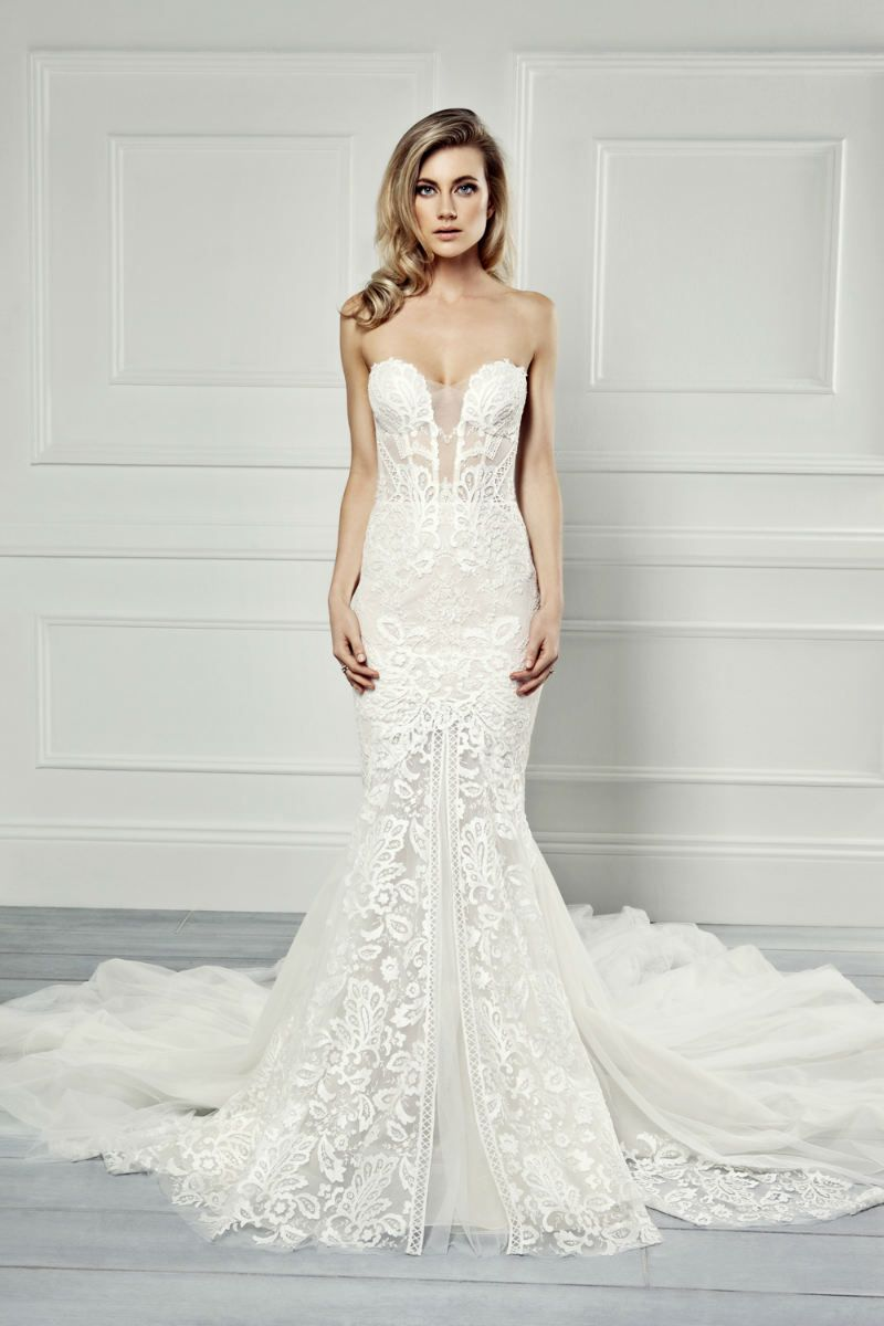 Fashion style Couture Haute wedding dresses pinterest pictures for lady