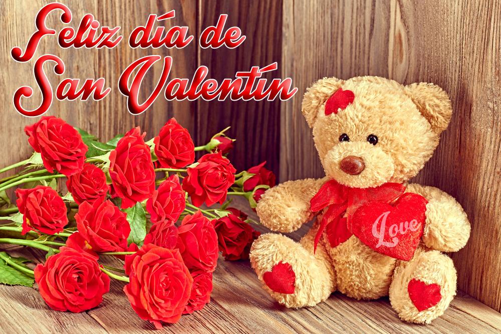 BANCO DE IMÁGENES: Feliz Día Del Amor Y De La Amistad, Feliz Día De