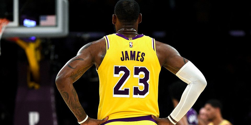 Quavo S Espn Song For Lebron Lakers Home Opener Espn Lebron James Sports